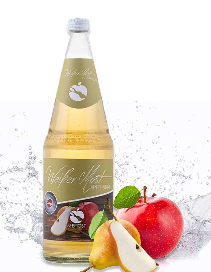 Seemost-Kellerei-Weishaupt-Weisser-Most-Apfel-Birne-Flasche-3